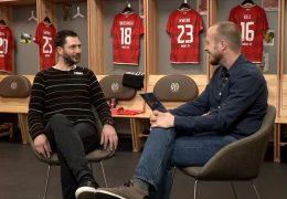 Zum Saisonende – Kabinengespräch mit Mainz 05-Coach Sandro Schwarz