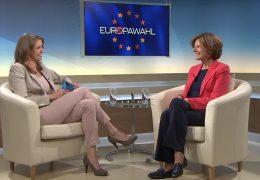 Die Europawahl in 17:30 – Zu Gast im Studio: Malu Dreyer