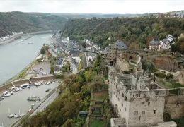 Streit um die Burg Rheinfels
