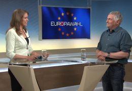 Die 17:30-Sondersendungen zur Europawahl – Zu Gast im Studio: Martin Häusling