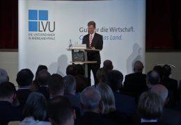 Unternehmertag der Landesvereinigung Rheinland-Pfälzischer Unternehmerverbände