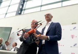 Telekom und DFS gründen Unternehmen zur Drohnenortung