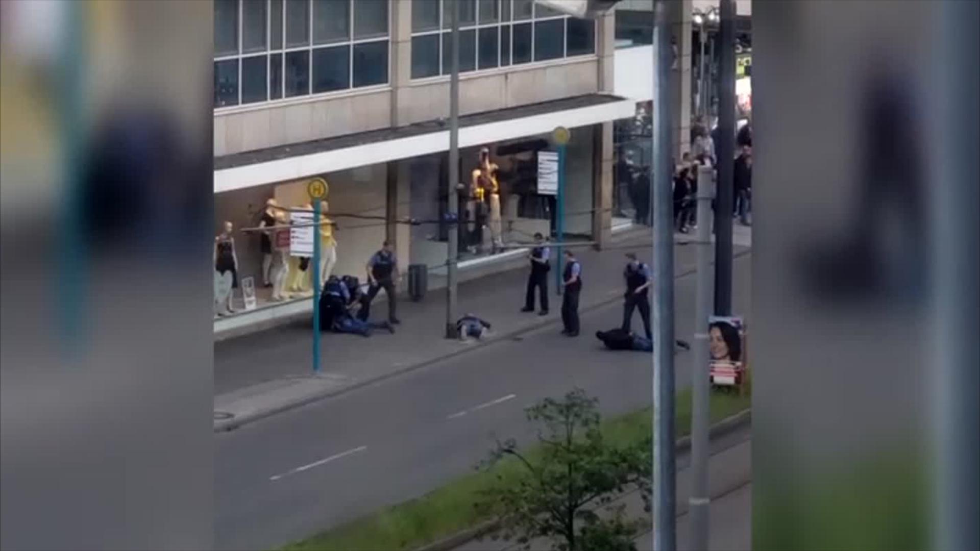 Schießerei In Frankfurt