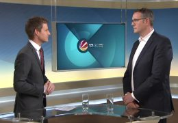 Studiotalk mit dem rheinland-pfälzischen Fraktionsvorsitzenden Alexander Schweitzer über die Lage der SPD