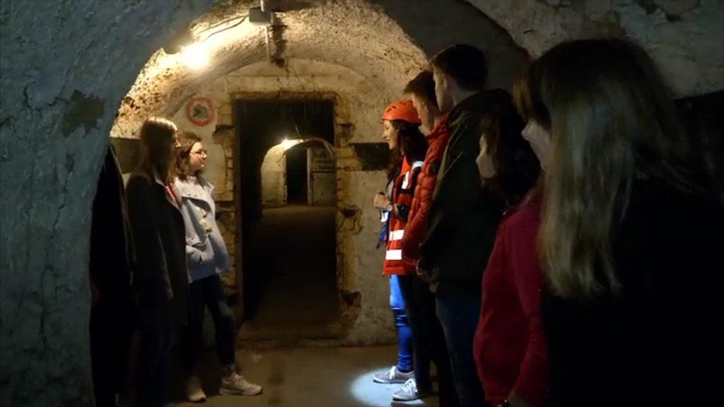 Fort Philipp in Mainz - eine Festung kann erkundet werden