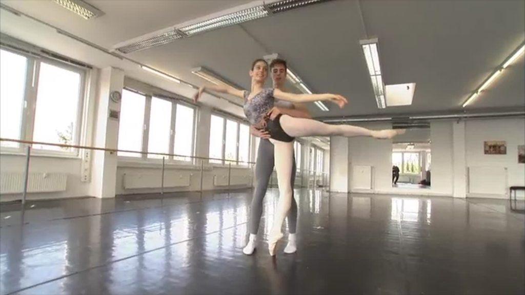 Gold für Mainzer Ballettpaar