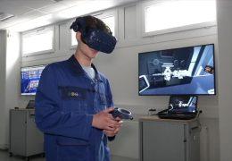 BASF nutzt Virtual Reality in der Ausbildung