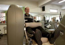 Erfolgsstory: Markus John aus Herborn besiegt Übergewicht