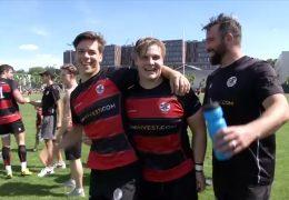 SC Frankfurt 1880 gewinnt Rugby-Halbfinale