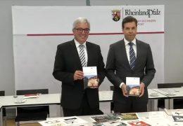 Innenminister Lewentz stellt Verfassungsschutzbericht vor
