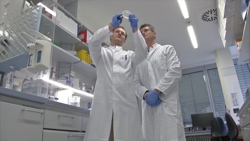Mit der Genschere gegen den Krebs