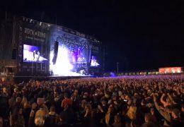 """Rund 85.000 Besucher bei """"Rock am Ring"""" in der Eifel"""