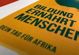 """Die Aktion """"Ein Tag für Afrika"""""""