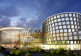 Kanadier will Riesenhalle in Frankfurt bauen