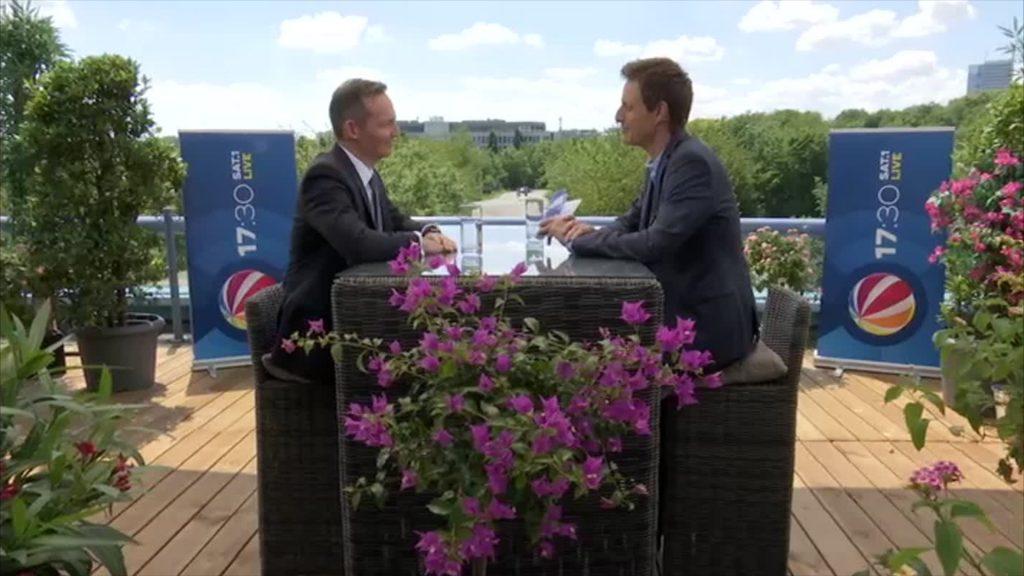 Das Sommerinterview mit Volker Wissing (FDP)