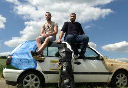 Mit verrückten Autos durch Europa