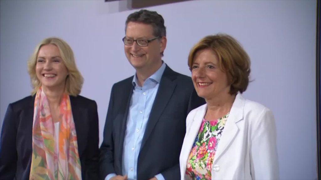 SPD stellt sich neu auf