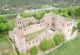 """""""Geschichte im Südwesten"""": Das Kloster Limburg bei Bad Dürkheim"""