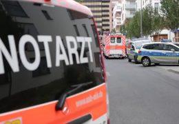Zwei Tote nach einer Messerstecherei in Wiesbaden