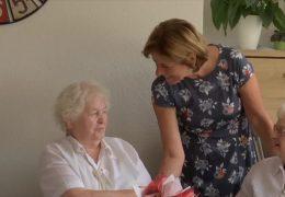 Malu Dreyer stellt ihre Sommerreise unter das Thema Pflege