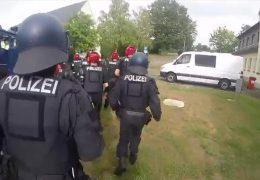 Schülerpraktikum bei der Bundespolizei