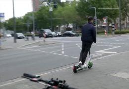 E-Roller erobern die Städte