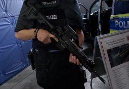 Bessere Ausrüstung für die hessische Polizei