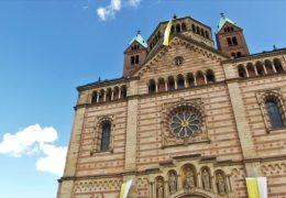 Sanierung des Doms in Speyer