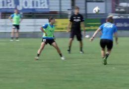 Bundesligastart für die Frauen des 1. FFC Frankfurt