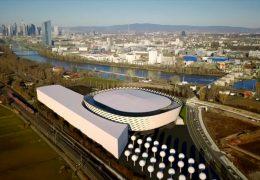 Der Kampf der Multifunktionshallen in Frankfurt