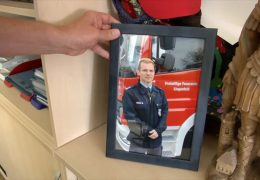 Trauer um Feuerwehrmann Michael Koch