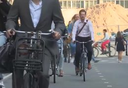 Frankfurt baut Radwege aus