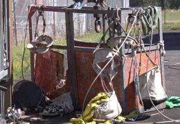 Arbeitsgondel stürzt ab – drei Menschen sterben
