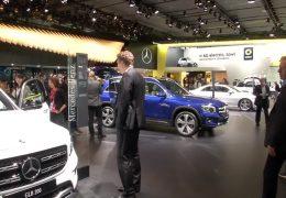 IAA diskutiert über SUV-Verbot
