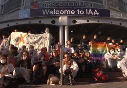 IAA wird am Wochenende von Demos begleitet