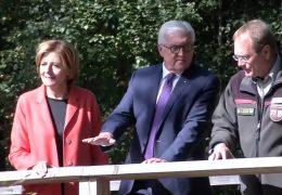 Steinmeier besucht Rheinland-Pfalz