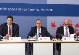 Verfassungsschutzbericht Hessen
