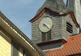 Turmuhr von Nieder-Klingen tickt wieder