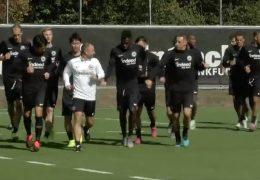 Eintracht Frankfurt empfängt den FC Arsenal