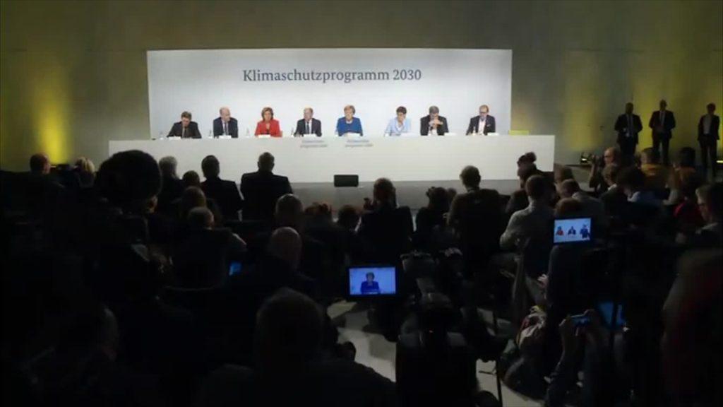 Klimaschutzpaket - Reaktionen aus der Wirtschaft