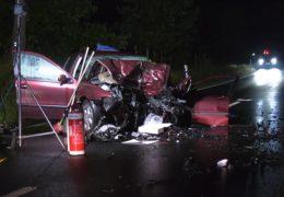91-jähriger verschuldet Unfall mit 2 Toten