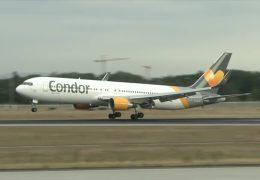 Ferienflieger Condor erst einmal gerettet