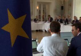 Europaminister treffen sich in Trier