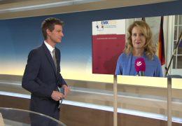 Interview mit der Staatssekretärin für Europa Heike Raab