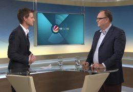 Zu Gast im Studio Harald Christ: Wird die SPD immer linker?