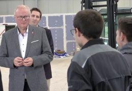 Unterwegs mit Hessens Finanzminister
