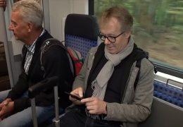 Kostenloses WLAN in S-Bahnen