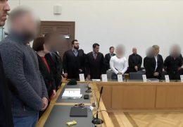 Urteile im Bahoz-Prozess