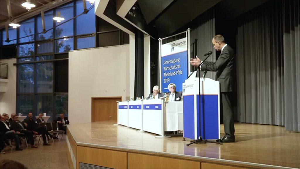 Jahrestagung des CDU-Wirtschaftsrats Rheinland-Pfalz