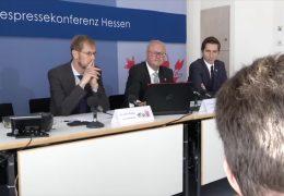 Hessischer Finanzminister stellt Haushaltsentwurf vor